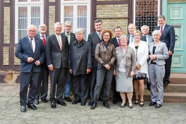 Organigramm Die Braunschweigische Stiftung